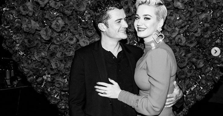Katy Perry e Orlando Bloom: il matrimonio arriverà